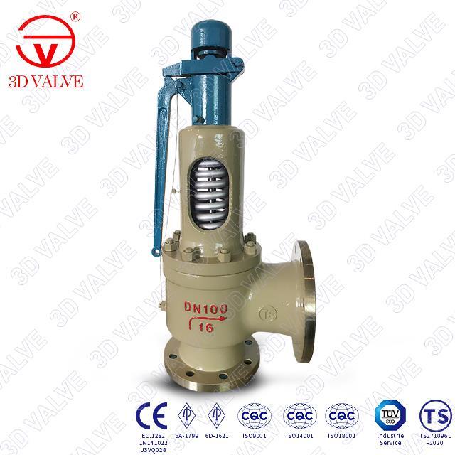 Pressure Relief Valve For Boiler