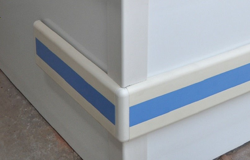 PVC WALL MOUNTED GUARDS:
