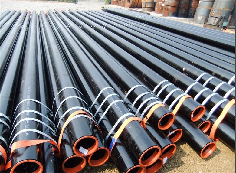 ERW Steel Pipe & ERW Casing