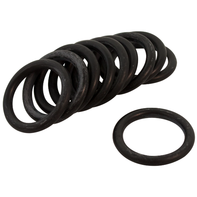 Rubber O-ring: